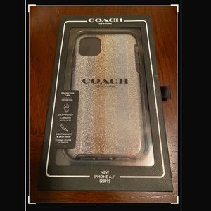 NEW iPhone 11 (2019) COACH Cell Phone Case - NWT